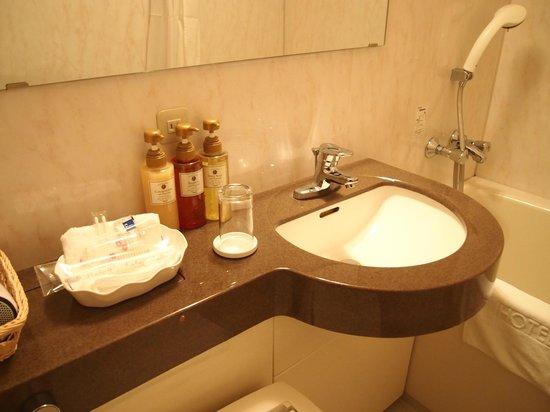 Hotel Sunroute Gotanda : 風呂場2