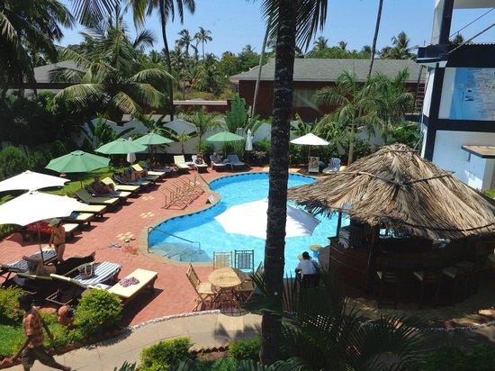 Santana Beach Resort: Pool