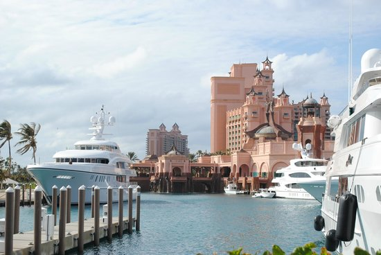 Atlantis, Royal Towers, Autograph Collection: Atlantis Bahamas - Marina