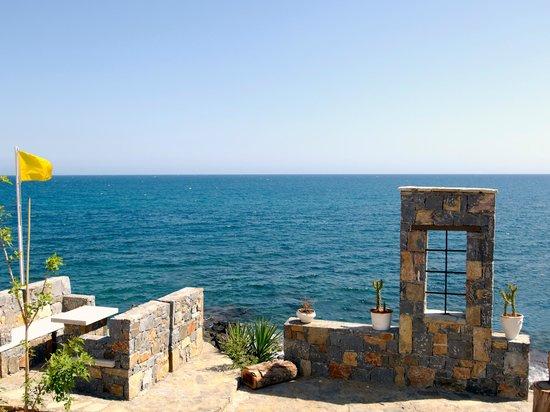 Nana Beach Hotel: Seaview