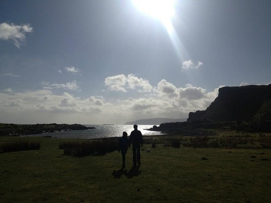Kerrera Tea Garden & Bunkhouse: Sunday afternoon walk