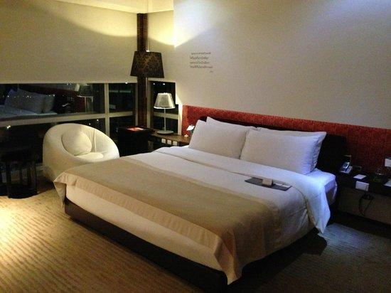 Le Meridien Bangkok: Bedroom