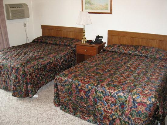 هيكوري جروف موتور إن: 2 Double Bed Room