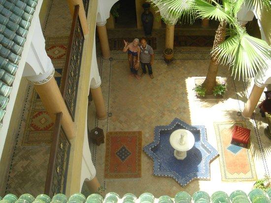 Riad Fatinat Marrakech: wunderschönes RIAD