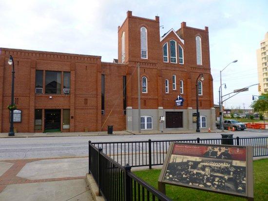 Ebenezer Baptist Church of Atlanta : April 2013