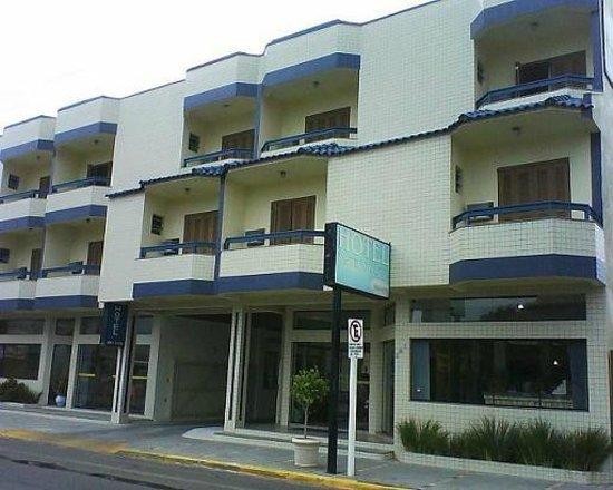 Tramandai, RS: Hotel