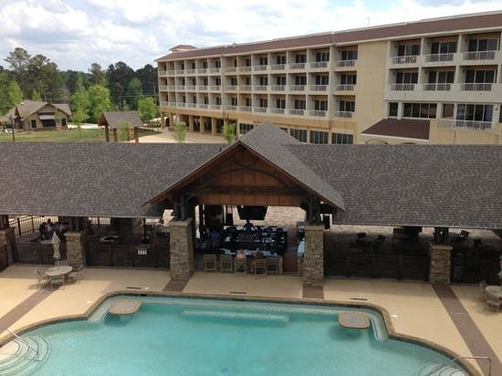 Auburn Marriott Opelika Hotel & Conference Center at Grand National: Add a caption