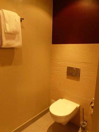 Aspria Hamburg Uhlenhorst: WC