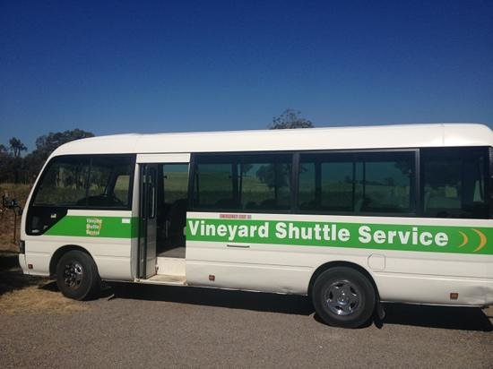 Vineyard Shuttle Service Daily Guided Winery Tours : Add a caption