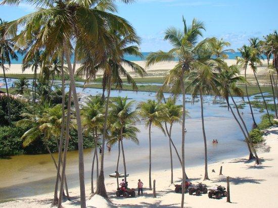 Natal, RN: Barra de Punaú