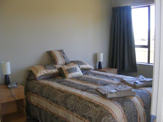 Waikava Harbour View: Bedroom in Cotttage