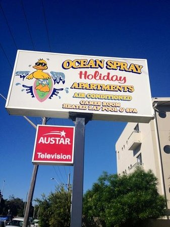 Ocean Spray Apartments: Add a caption