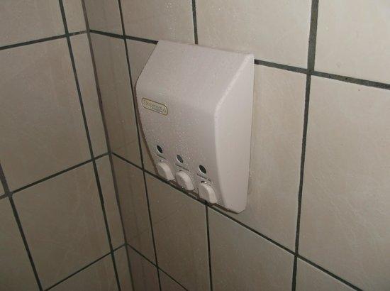 Mata Rocks Resort : Soap, shampoo, conditioner