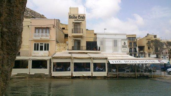 The Stone Crab: Stone Crab     Marina Street, Xlendi, Гоцо, Мальта