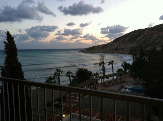 Columbia Beach Resort Pissouri: View from Room