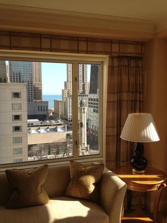 The Peninsula Chicago: View from a Suite