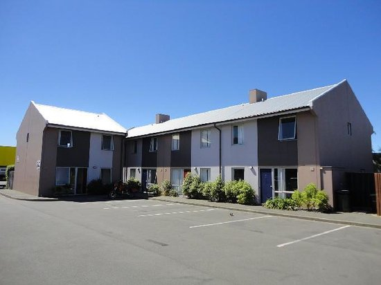 Addington Accommodation Park