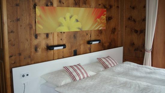 Kessler's Kulm Hotel: Zimmer