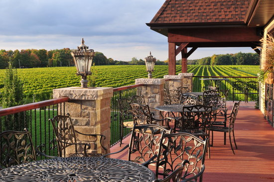 Vignoble Riviere du Chene Winery