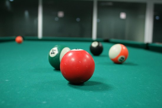 Balkan Jewel Resort & Spa : Billiard table