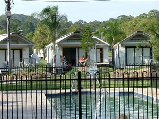 Belmont Bayview Caravan Park Lake Macquarie Australia
