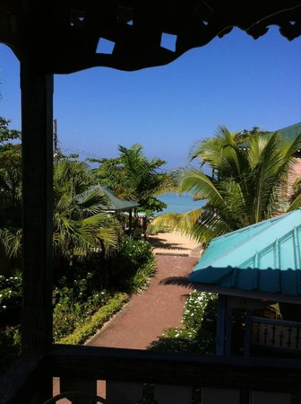 Country Country Beach Cottages: Our view
