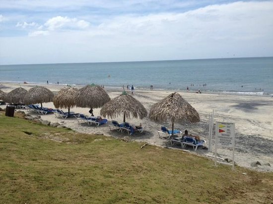 Sheraton Bijao Beach Resort: Playa