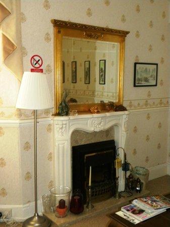 Walnut Lodge : soggiorno