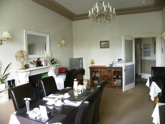 Walnut Lodge : Sala per la prima colazione
