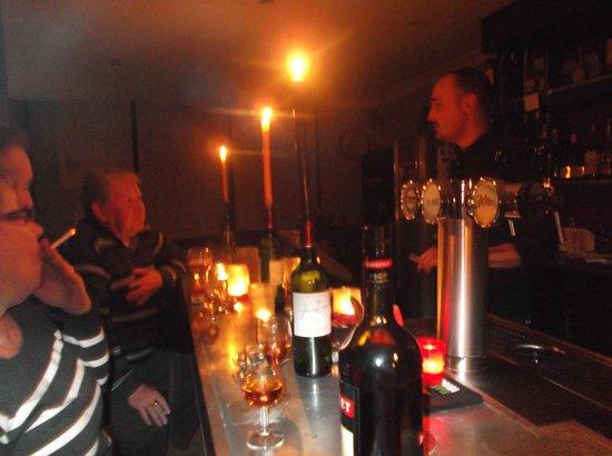 Hotel de Paris : Bar