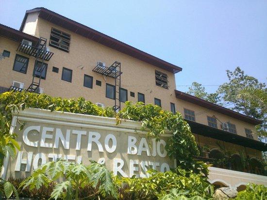 Centro Bajo Hotel & Resto : Hotel Centro Bajo