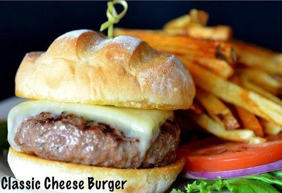 MacPhail's Burgers: Classic Cheese Burger