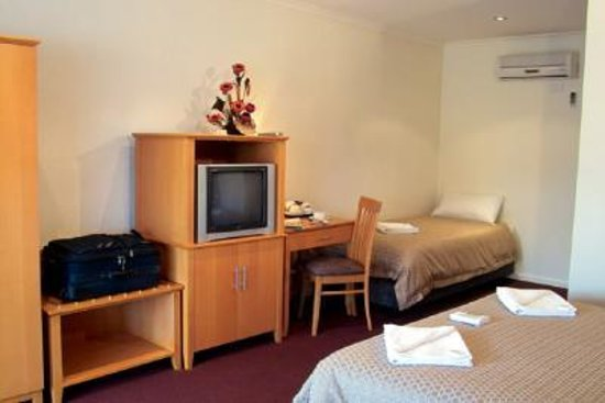 Warwick, Australia: Family Room