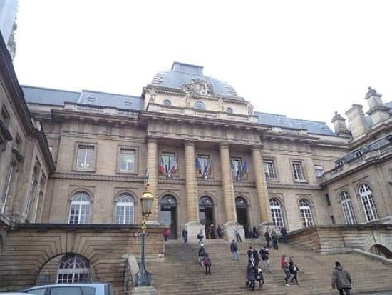 Palais de justice de Paris: 現役の裁判所