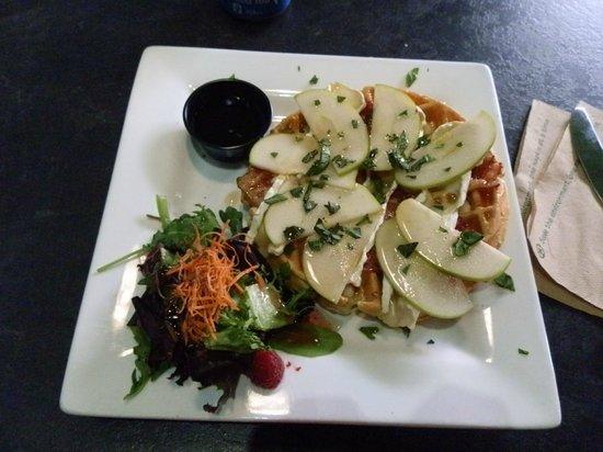 West Coast Waffles: my favorite waffle