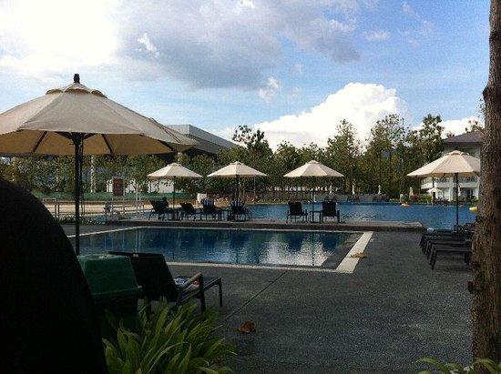 Century Langkasuka Resort: kiddy pool