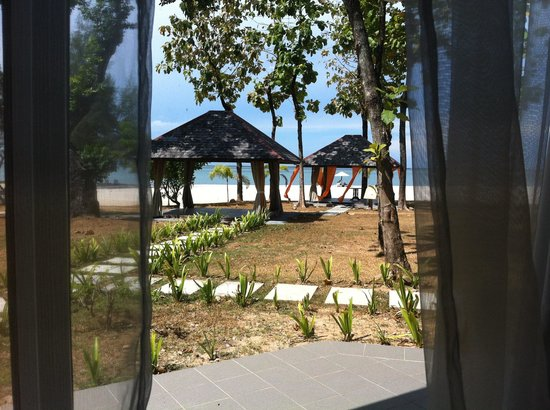 Century Langkasuka Resort: view from our remier Suite