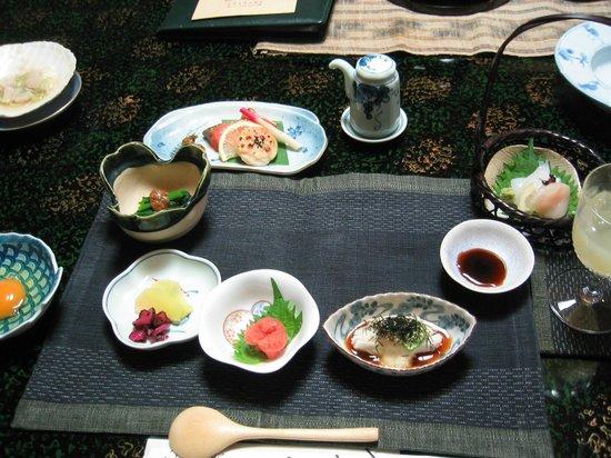 Satsuki: 朝食