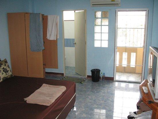 Somjai Place Ayutthaya : my room
