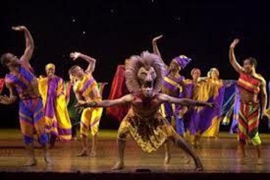 Der Koenig der Loewen (The Lion King): Szenenbild 1