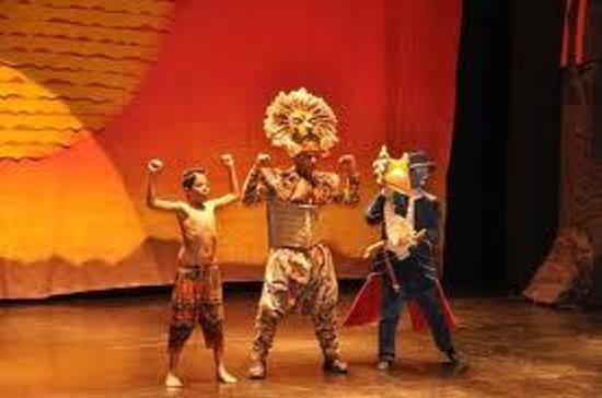Der Koenig der Loewen (The Lion King): Szenenbild 4