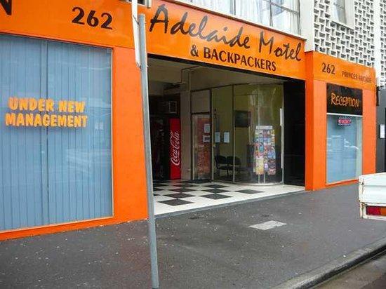 Photo of Adelaide Central Market Backpack Australia