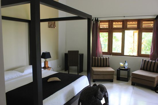 Baramba House: Comfortable large room!