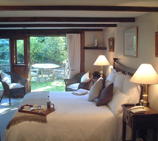 Loved the stonehouse review of wanaka stonehouse for Boutique bed breakfast