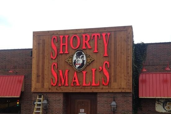 Shorty Small's: Add a caption