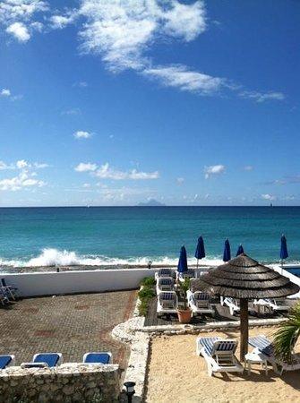 La Vista Resort: The view from my unit.