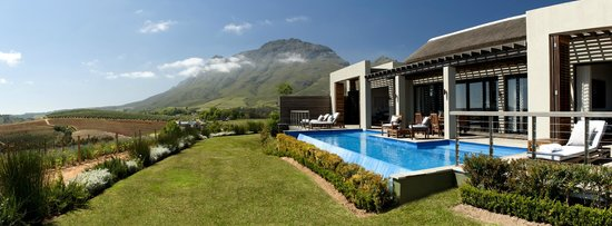 Delaire Graff Estate - Lodges and Spa: Owners Lodge