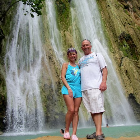 Grand Bahia Principe El Portillo: El Limon Falls