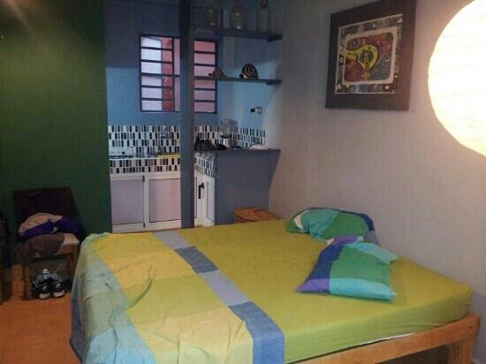 Hostal Silvia : appartamento