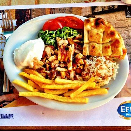 Dedem K. Restaurant : Chicken Kebab